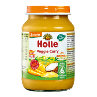 Holle Organic Veggie Curry