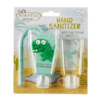 Jack N' Jill Dino Hand Sanitiser x 2 with Holder