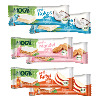 MOGLi Organic Bar Mix for Kids