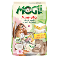 Mogli's Organic Mini Bars Mix