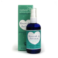 Natural Birthing Company Nourish & Relieve - Massage & Stretch Mark Oil
