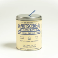 Nutscene Tin of Twine 3 ply - Cornflower