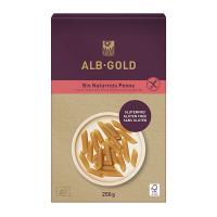 Alb-Gold Organic Brown Rice Penne