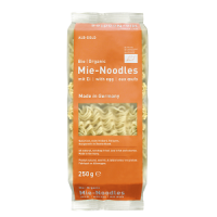 Alb Gold Organic Mie Noodles with Eggs