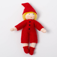Ambrosius Elf with Buttons