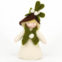 Ambrosius Mistletoe Boy Fairy