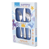 Amefa Kids Splash Cutlery Set