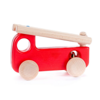 Bajo Wooden Fire Engine