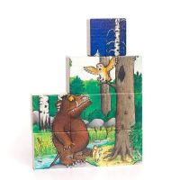 Bajo Wooden Gruffalo Double Sided Puzzle