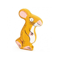 Bajo Wooden Gruffalo Mouse Figure