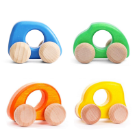 Bajo Small Wooden Toy Car