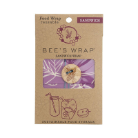 Bee's Wrap Single Sandwich Wrap - Clover