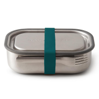 Black & Blum Stainless Steel Lunch Box - Ocean