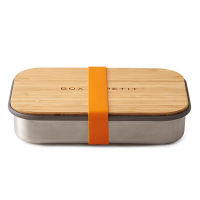 Black & Blum Stainless Steel Sandwich Box - Orange