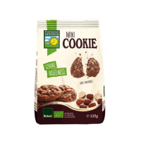 Bohlsener Mill Organic Chocolate and Hazelnut Mini Cookie