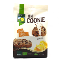Bohlsener Mill Organic Chocolate and Orange Mini Cookie