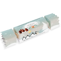 Cocoa Libre Dairy Free Mint Chocolate Penguins in a Cracker