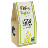 Cocoa Loco Organic Little Choc Chicks