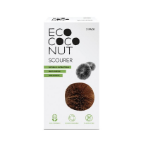 EcoCoconut Twin Pack Scourer