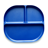 Ekobo Bambino Divided Tray Royal Blue