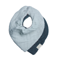 Fabelab Bandana Bib 2 Set - Sea