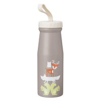 Fresk Thermos Bottle - Forest Animals