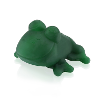 Hevea Freddie Natural Rubber Frog