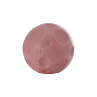 Hevea Pet Moon Ball Activity Toy - Old Rose