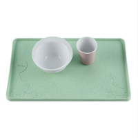 Hevea Natural Rubber Placemat - Mint