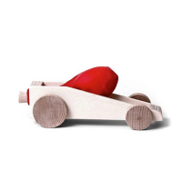 Hohenfried Balloon Jet Car