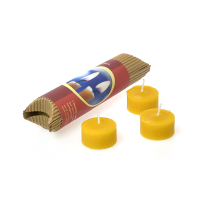 Hohenfried Beeswax Tealights