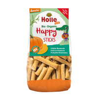 Holle Kids Organic Happy Sticks Pumpkin-Rosemary