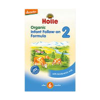 Holle Organic Infant Follow-on Formula 2 Baby Milk (crumpled corners)