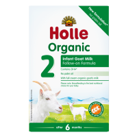 Holle Organic Infant Goat Milk Follow-on Formula 2 New