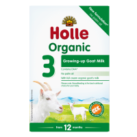 Holle Organic Infant Goat Milk Follow-on Formula 3 New