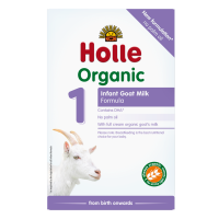 Holle Organic Infant Goat Milk Formula 1 New