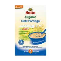 Holle Organic Oats Baby Porridge  (crumpled corners)