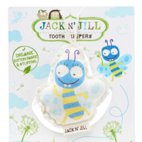 Jack N' Jill Tooth Fairy Toothkeeper Buzzy