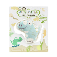 Jack N' Jill Tooth Fairy Toothkeeper Dino