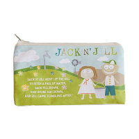 Jack N' Jill Sleepover Wash Bag