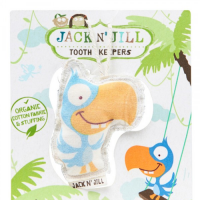 Jack N' Jill Tooth Fairy Toothkeeper Sonic