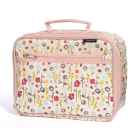 Organic Cotton Lunch Box - Bloom