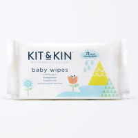 Kit & Kin Eco Baby Wipes