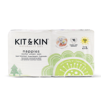 Kit & Kin Eco Disposable Nappies - Midi - Size 2