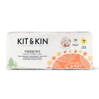 Kit & Kin Eco Disposable Nappies - Maxi - Size 3