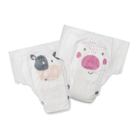 Kit & Kin Eco Nappy Pants Size 5