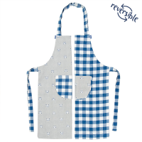 Kite Kids Organic Reversible Cool Cat Apron