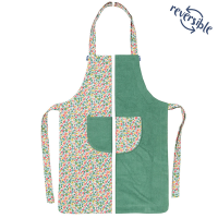 Kite Kids Organic Reversible Country Apron