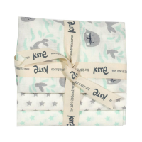Kite Organic Seal 3 pack Muslins