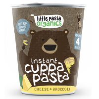 Little Pasta Organics - Cheese & Broccoli Instant Pasta Pot